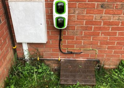car charging points leicester