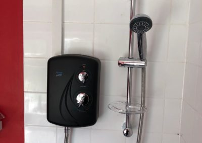 electrical shower replacement leicester
